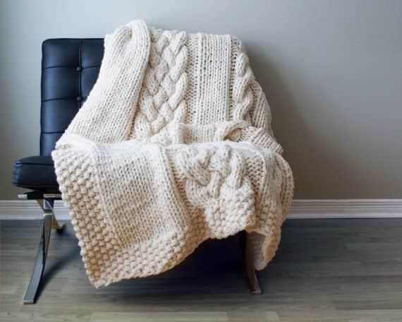 tricot-poltrona-couro