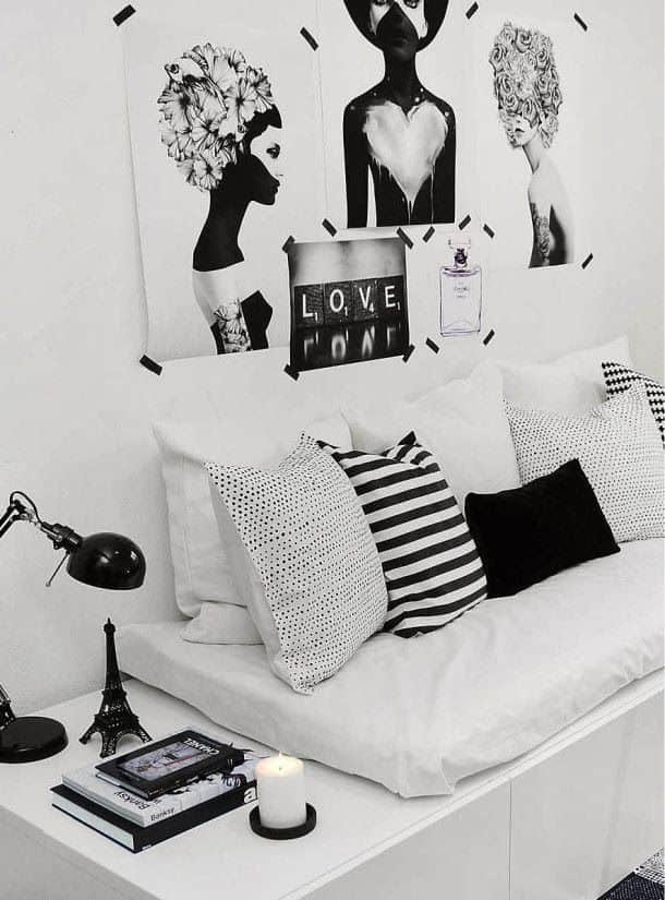 almofadas-branco-e-preto