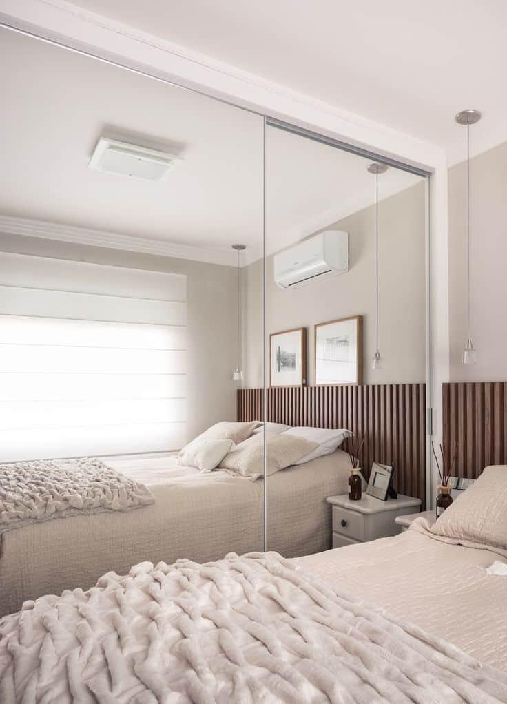 quartos-pequenos-espelho-quarto