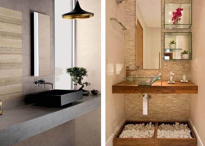 Cubas para banheiro decore com charme e personalidade  Blog de Decoração Ad -> Cuba Para Banheiro De Embutir