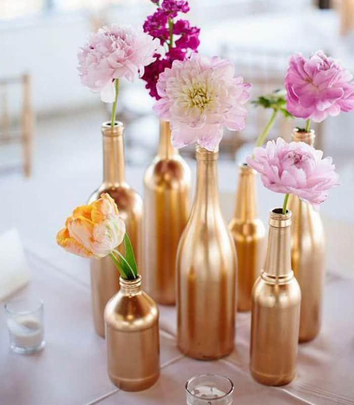 Decoracao-de-mesa-classica-garrafas