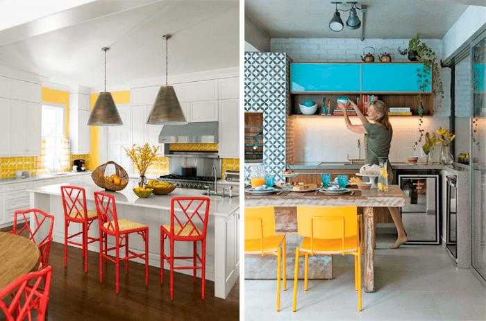 cadeiras-para-cozinha-coloridas