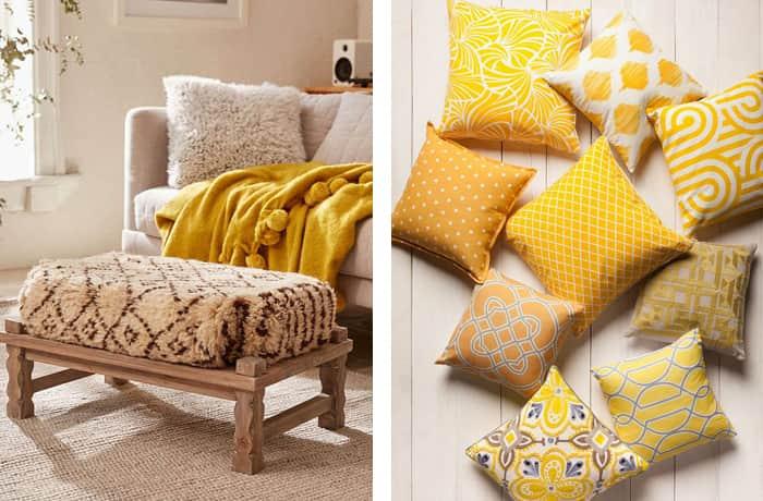 Decoracao-amarela-manta-almofadas