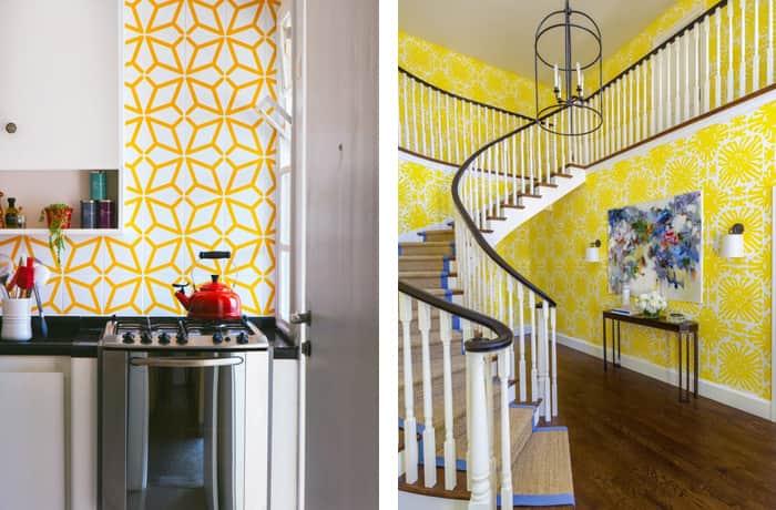 Decoracao-amarela-paredes