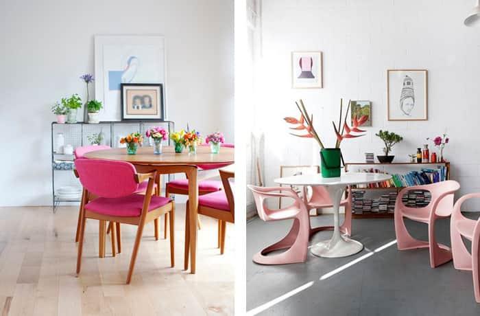 Decoracao-rosa-cadeiras