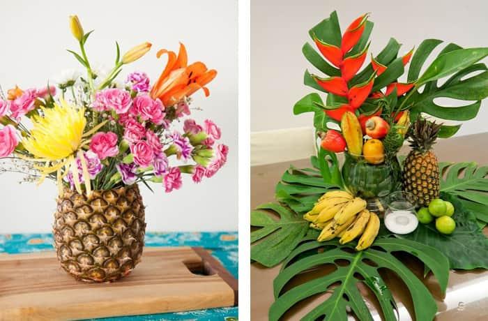 Decoraç u00e3o para o Ano novo ideias simples e baratas! -> Como Decorar Frutas Para Ano Novo