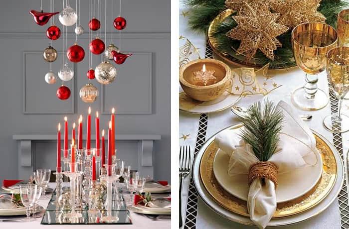 Mesas-decoradas-para-o-natal-classica